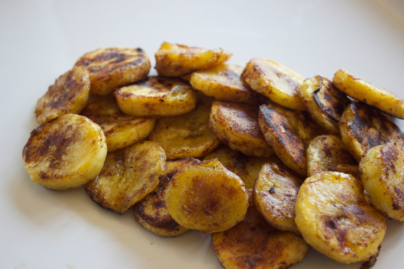 The Perfect Fried Plantains by PamperedPaleo