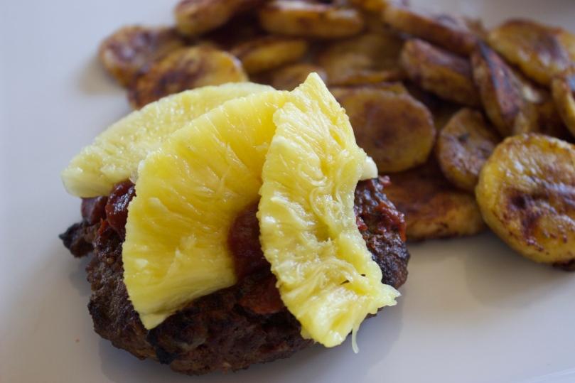 Paleo Caribbean Jerk Burgers by PamperedPaleo